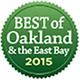 Best of Oakland Magazine - 2015