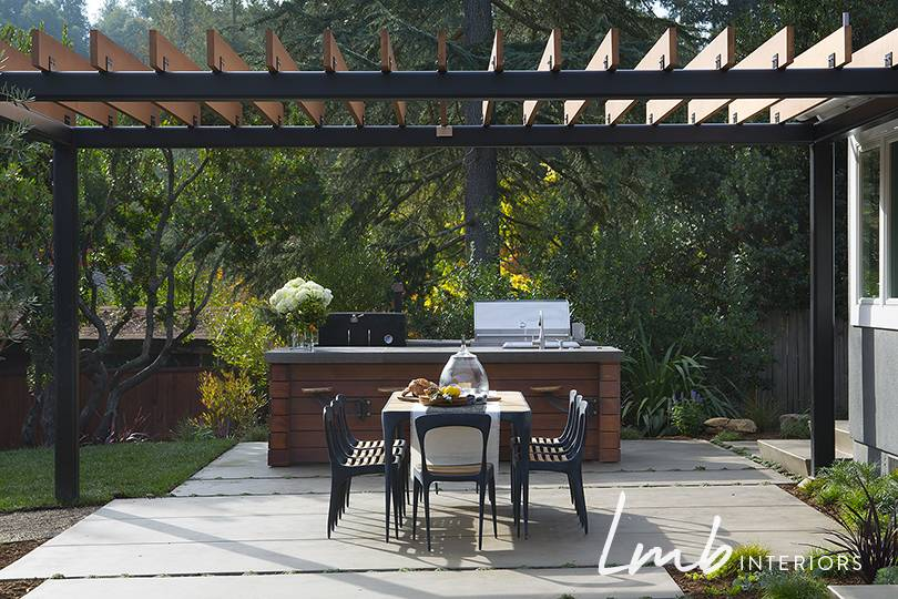 Outdoor Kitchen Installation - Lafayette