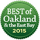 Best of Oakland Magazine - 2015