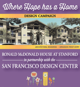 "Stanford Ronald McDonald House ""Where Hope has a Home"""