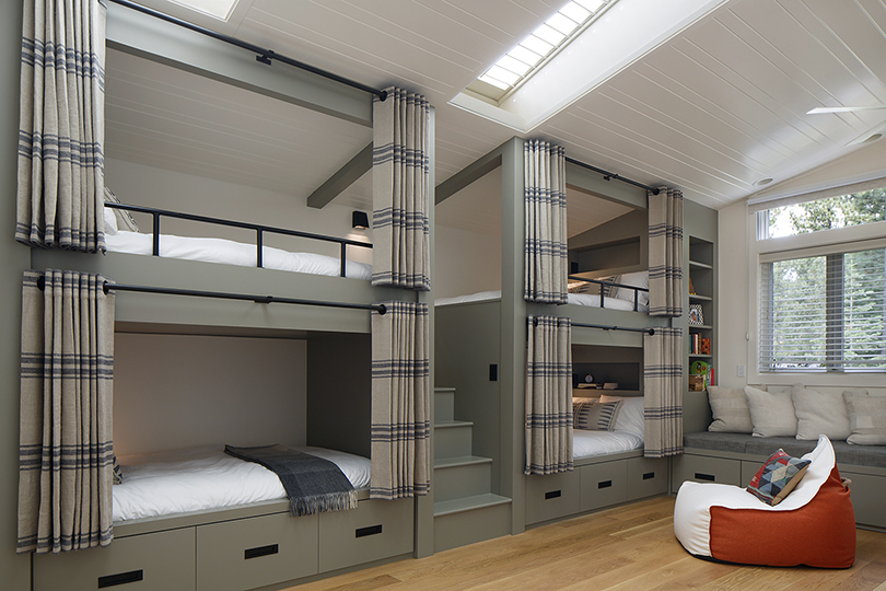 Full-Size Bunk Beds
