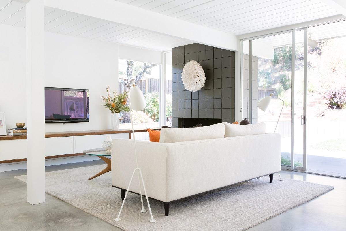 Modern Eichler Redesign San Rafael