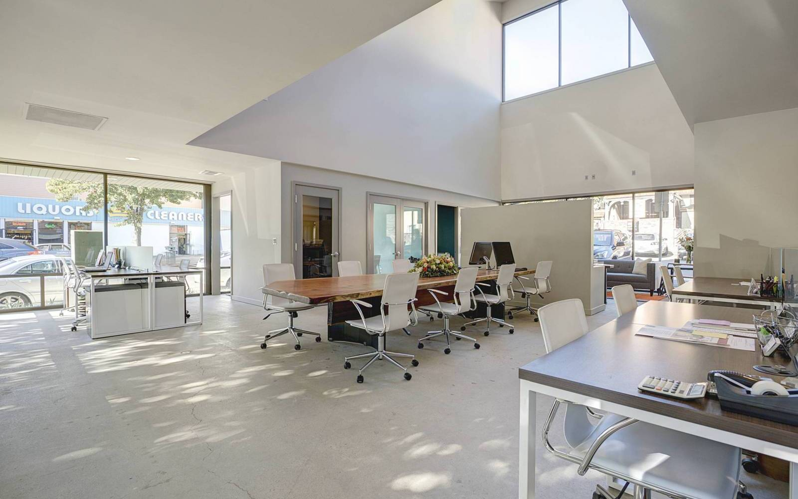 Red Oak Montclair Office designed by LMB Interiors