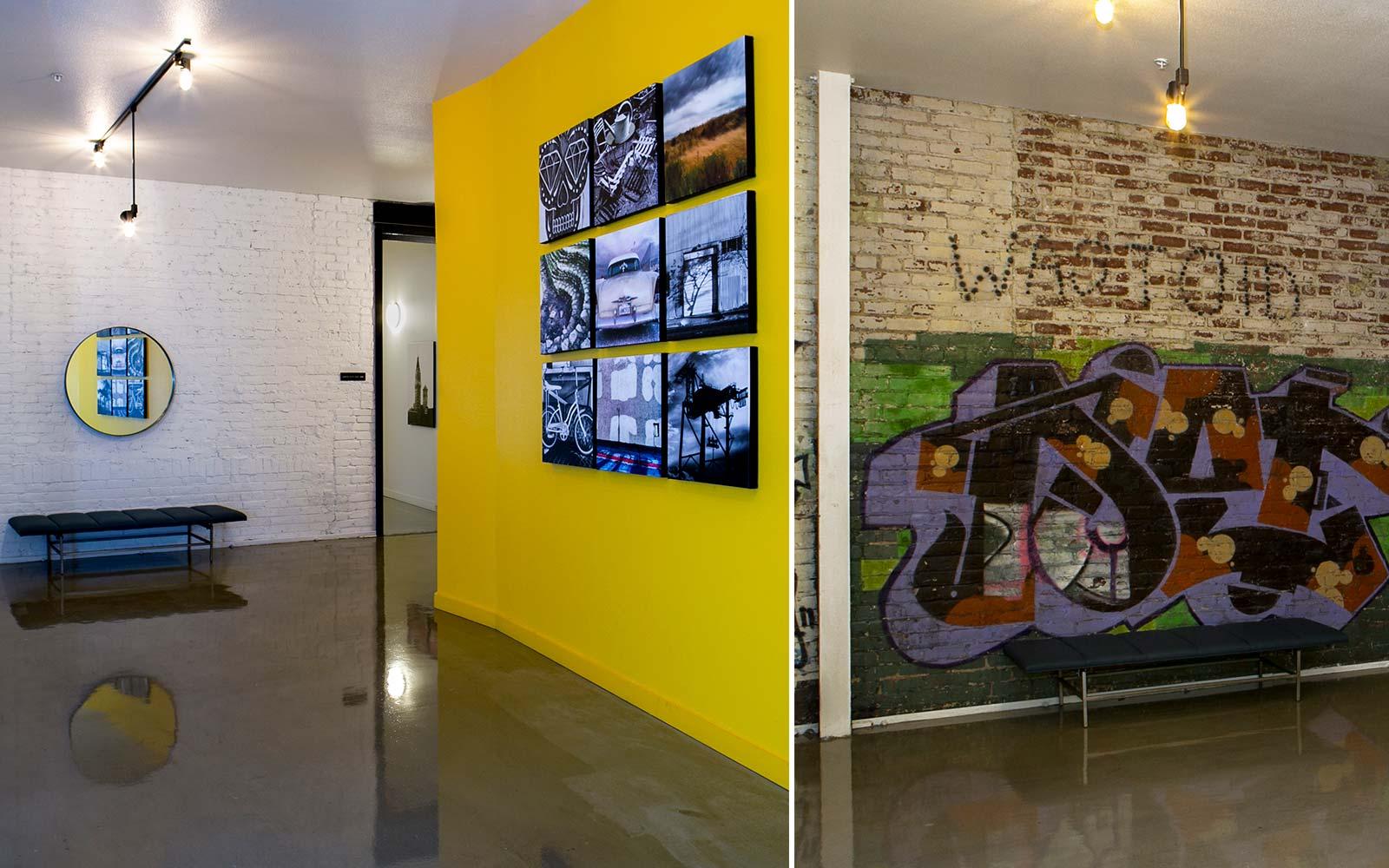 Lampwork Lofts - Modern Industrial Interiors | Orinda, Hillsborough