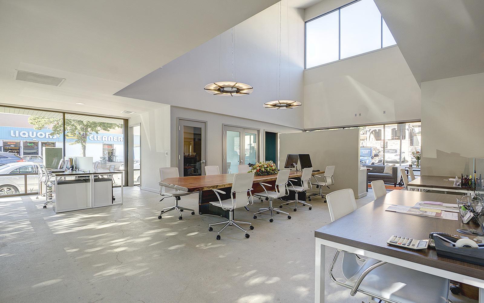 Red Oak Realty, Montclair. Laura Martin Bovard Interiors, Montclair Interior Design, Oakland Interior Design.