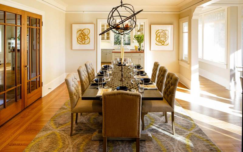 Residential Interior Design Portfolio San Francisco