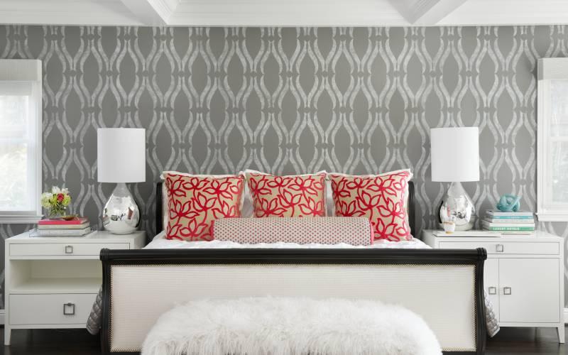 Interior Design Modern Ranch Style Home San Mateo by LMB Interiors Award Winning Bay Area Interior Design Firm