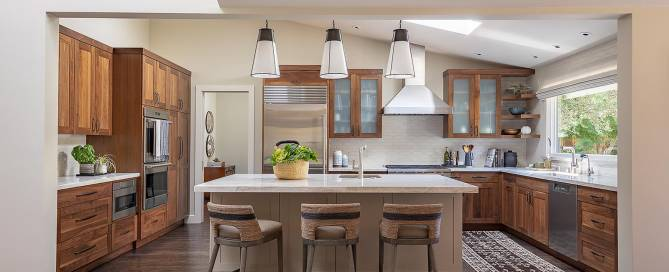Kitchen redesign interior Lafayette Lamorinda