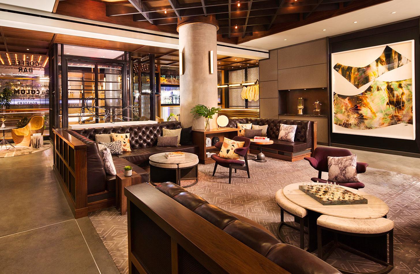 Eventi Hotel Lobby