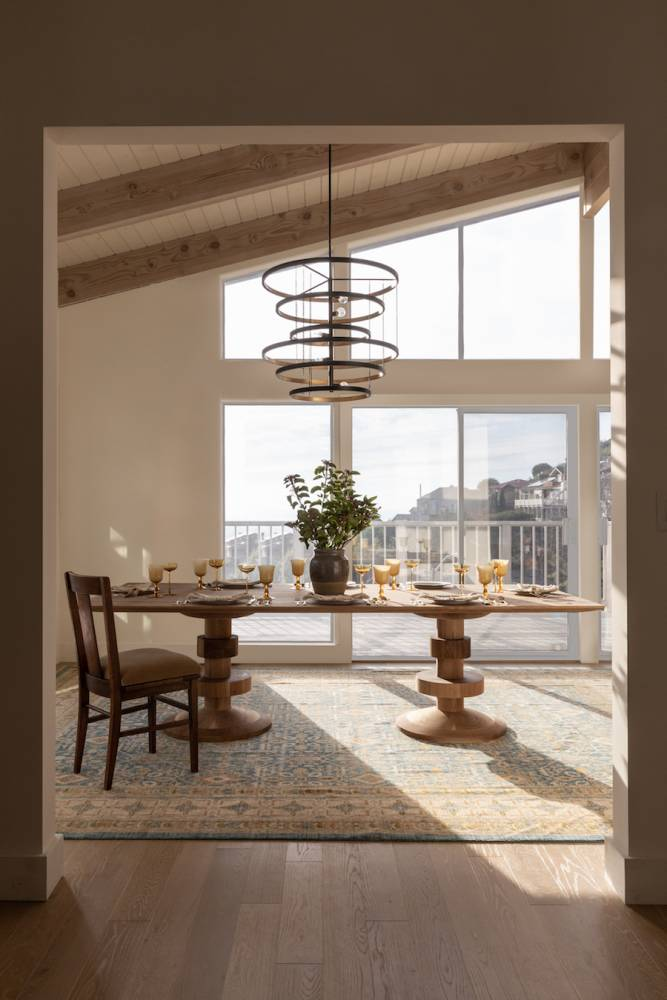 Monument Grand Dining Table by Lane McNab