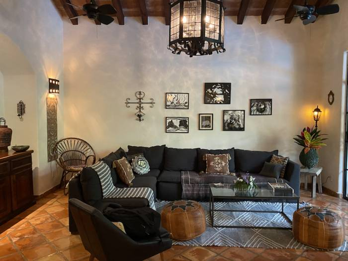 This Living Room truly inspired me and welcomed relaxation